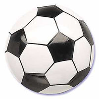 Soccer Ball Cake Poptop
