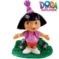 Dora The Explorer Party Toppers