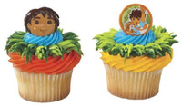 Diego & Jag Cupcake Rings