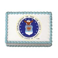 Us Air Force Logo Edible Image®