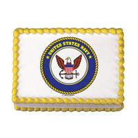 Us Navy Logo Edible Image®
