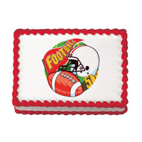 Football Fan Edible Image®