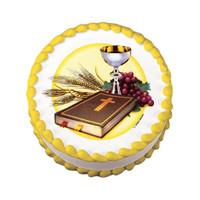 Chalice & Bible Edible Image®