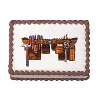 Tool Belt Edible Image®