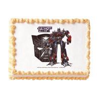 Transformer Optimus Prime Edible Image®