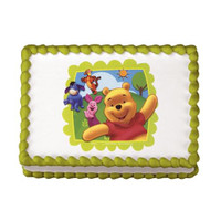 Winnie The Pooh & Friends Edible Image®