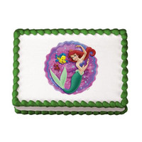 Ariel The Little Mermaid Edible Image®