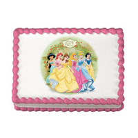 Disney Princesses Edible Image®