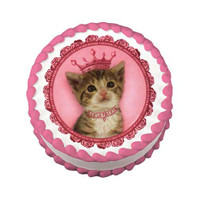 Royal Kitten Edible Image®