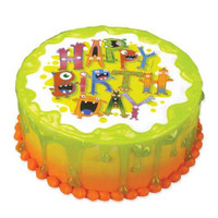 Monster Birthday Edible Image®