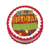 Birthday Party Edible Image®