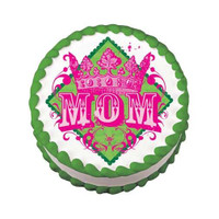 Queen Mom Edible Image®