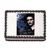 Twilight Team Edward Edible Image®