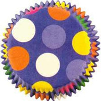 Dazzling Dots Cupcake Liners