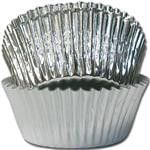 Standard Size Silver Foil Baking Cups