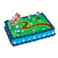 Smurf Cake Kit