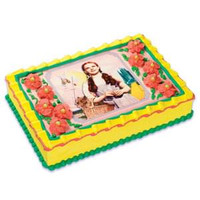 Wizard of Oz Dorothy Edible Image