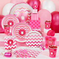 Pink! Baby Shower Party Supplies