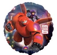 Disney Big Hero 6 Foil Balloon