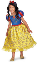 Disney Snow White Deluxe Sparkle Toddler/Child Costume