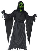 Scream - Lite-Up Ghost Face Child Costume