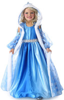 Snow Queen Gown and Cape
