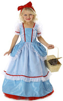 Wizard of Oz Pocket Deluxe Dorothy Costume