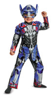 Transformers Age of Extinction +AC0- Optimus Prime Toddler Muscle Costume