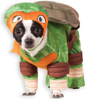 TMNT +AC0- Michelangelo Pet Costume