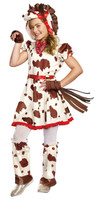 Lucy Appaloosa Pony Child Costume