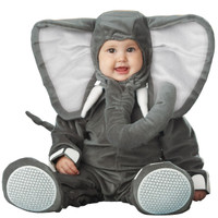 Lil' Elephant Elite Collection Infant / Toddler Costume