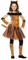 Tigress Child Costume