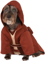 Star Wars Jedi Robe Pet Costume