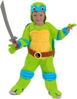 Teenage Mutant Ninja Turtles Leonardo Child Costume