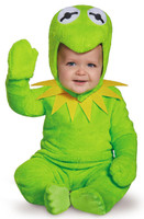 Kermit Toddler Costume