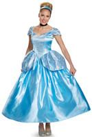 Disney Princess Cinderella Prestige Adult Costume