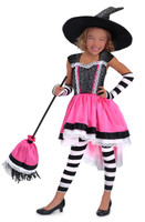 Luna the Witch Child Costume