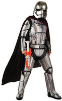 Star Wars Episode VII +AC0- Womens Captain Phasma Deluxe Costume