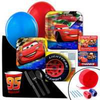 Disney Cars Dreams Party Value Party Pack