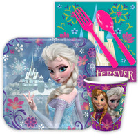 Frozen Snack Party Pack
