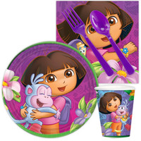 Dora's Flower Adventure Snack Party Pack