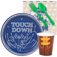 Football Game Time Snack Party Pack