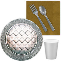 Goth Feast Silver Snack Party Pack