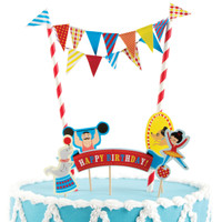 Big Top Mini Cake Decorating Kit