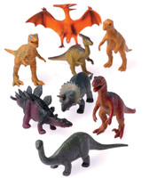 Small Toy Dinosaur Assortment (12) 2