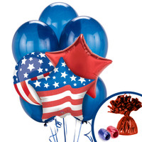 Camo Army Soldier Balloon Bouquet