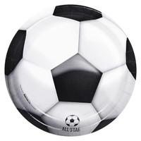 Soccer Dinner Plates (8)
