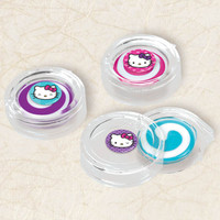 Hello Kitty Rainbow Lip Gloss 2