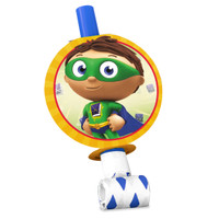 Super Why! Blowouts