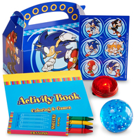 Sonic the Hedgehog Party Favor Box